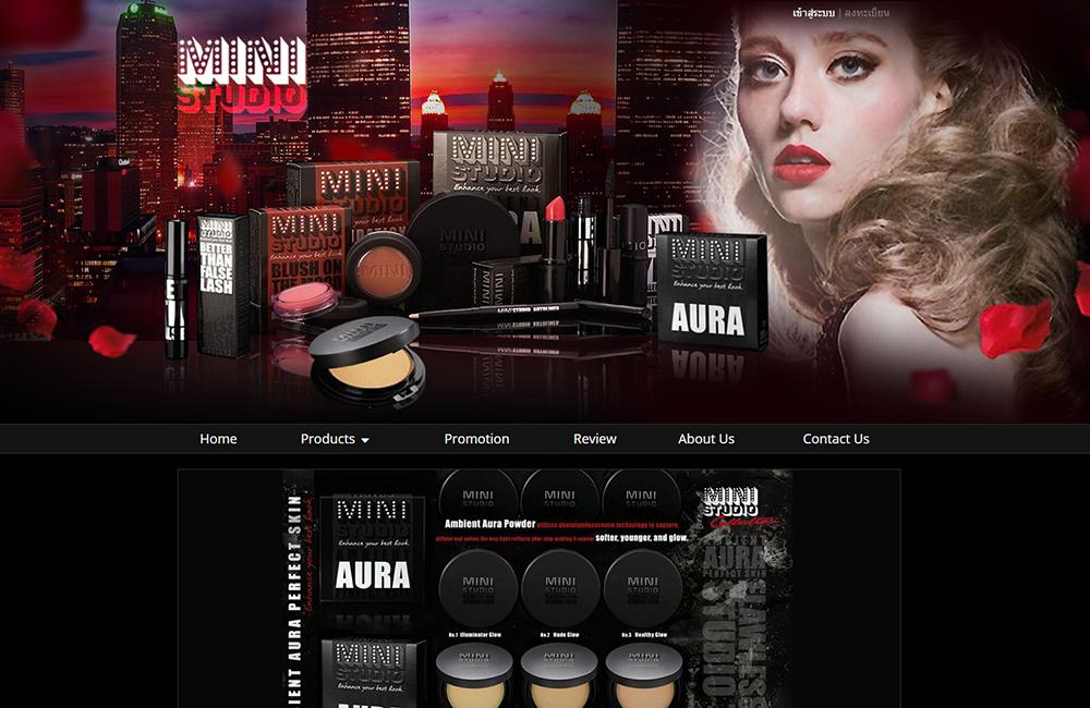 Mini Studio Cosmetic