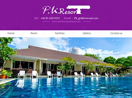 P.K. Resort