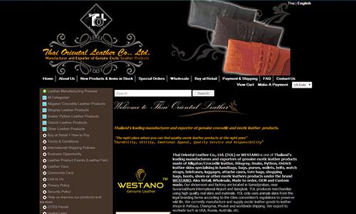 Thai Oriental Leather Co., Ltd.